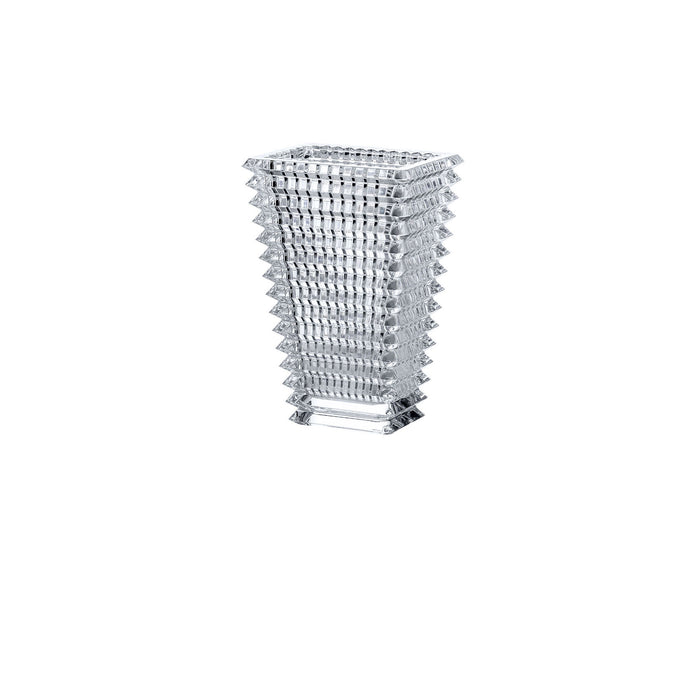 Rectangular Small Crystal Eye Vase - 4 Colors Available