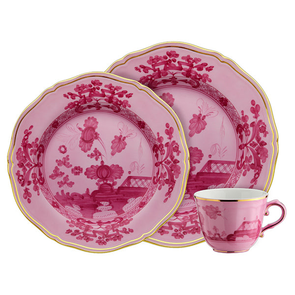 Oriente Italiano Porpora Fine China Collection