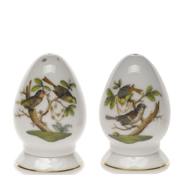 Rothschild Bird Salt and Pepper Shakers