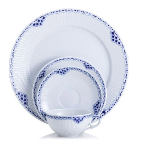 Princess Blue Fine China Collection