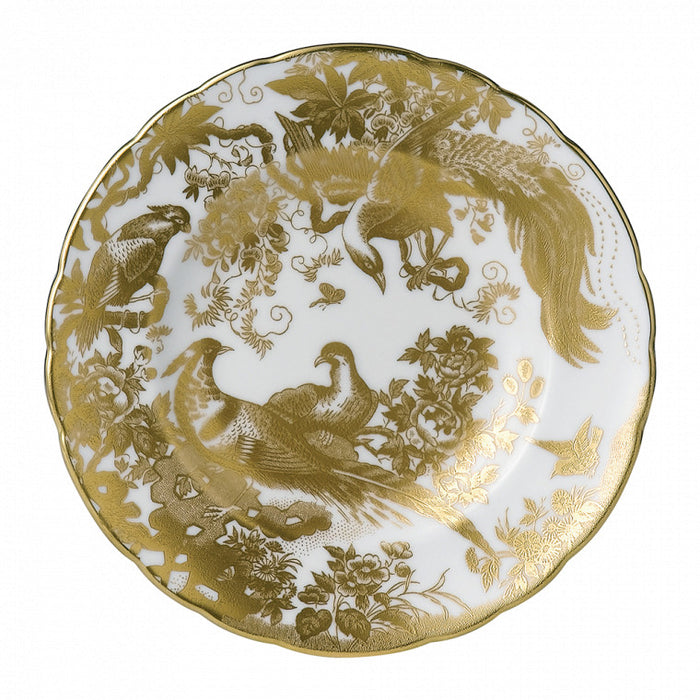 Aves Gold Fine China Collection