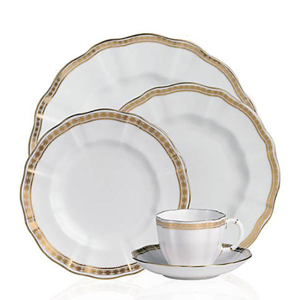Carlton Gold Fine China Collection