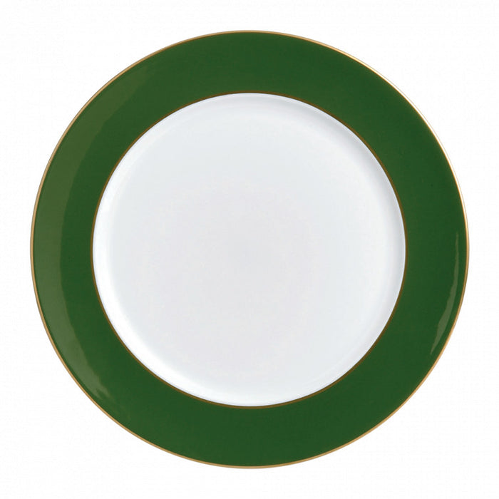 Color Band Service Plate - 4 Options Available