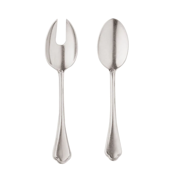 Filet Toiras Serving Fork & Spoon