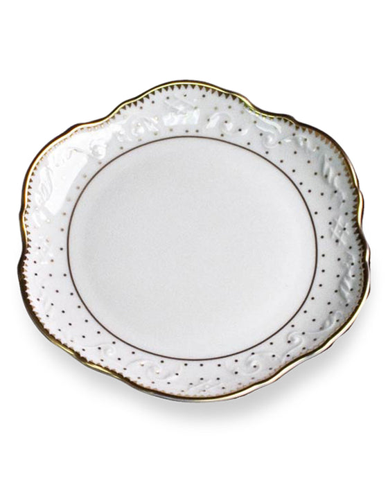 Simply Anna Polka Fine China Collection