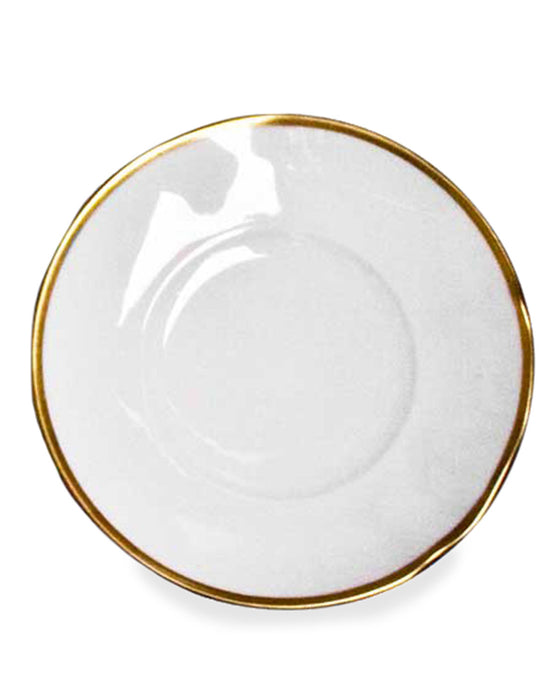 Simply Elegant Gold Fine China Collection