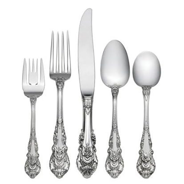 Sir Christopher Sterling Flatware Collection