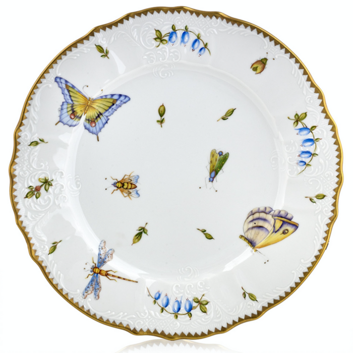Spring In Budapest Fine China Collection