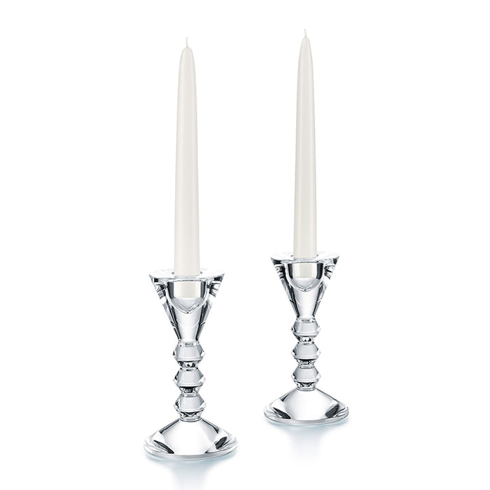 Vega Crystal Candlesticks