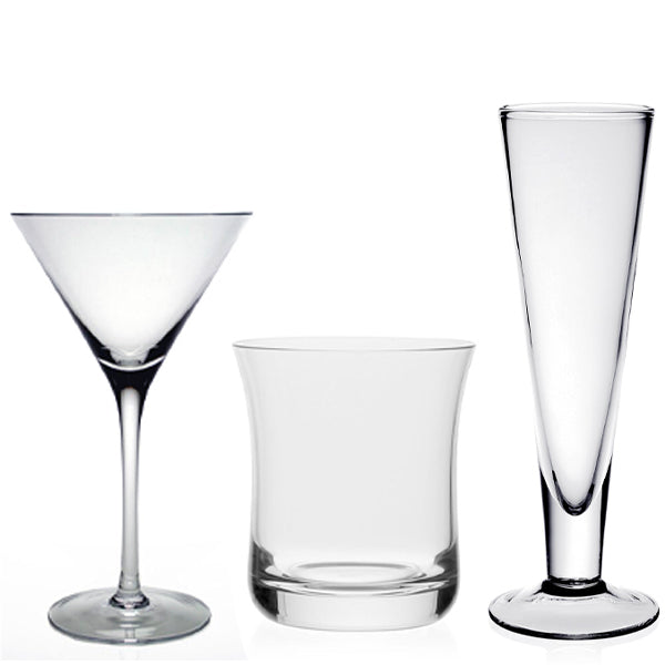Classic Glassware Collection