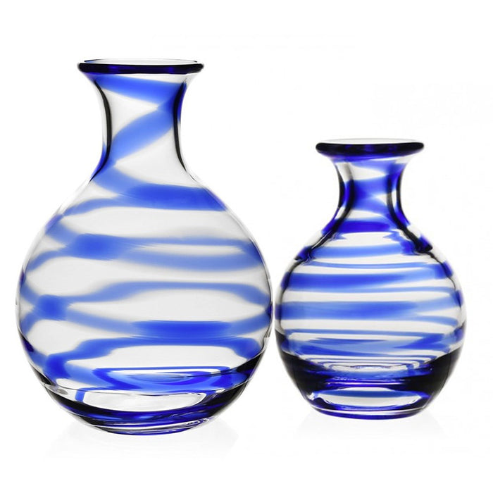 Bella Blue Carafes - 3 Sizes Available