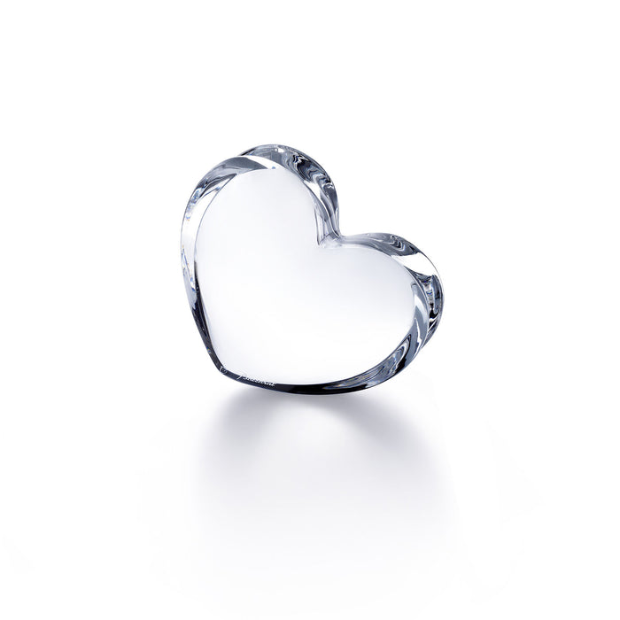 Zinzin Large Crystal Heart - 3 Colors Available
