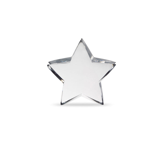 Zinzin Large Crystal Star - 3 Colors Available