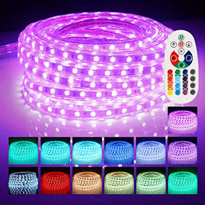 Open image in slideshow, Remote Controlled LED Strip Light
