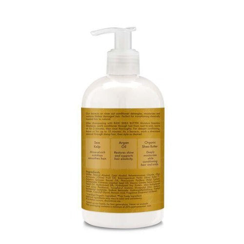 Shea Moisture Raw Shea Butter Restorative Conditioner - flocohair