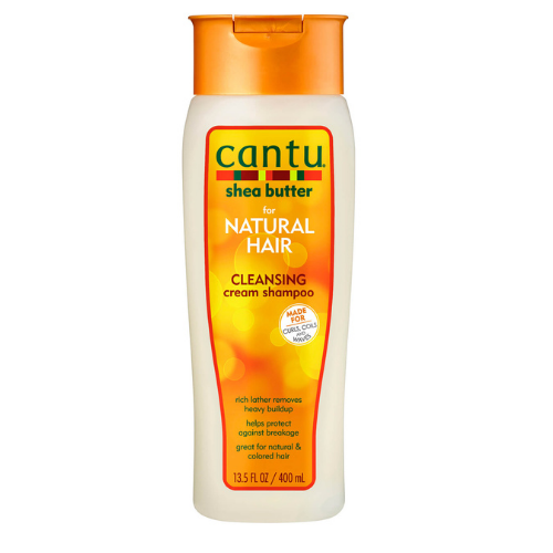 Cantu Shea Butter Sulphate Free Cleansing Cream Shampoo 400ml
