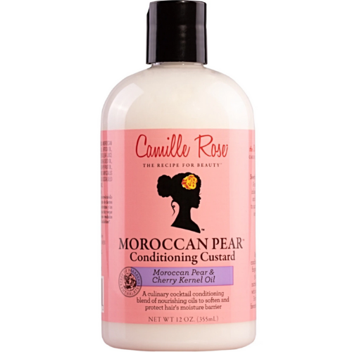 Camille Rose Naturals Moroccan Pear Conditioning Custard 12oz