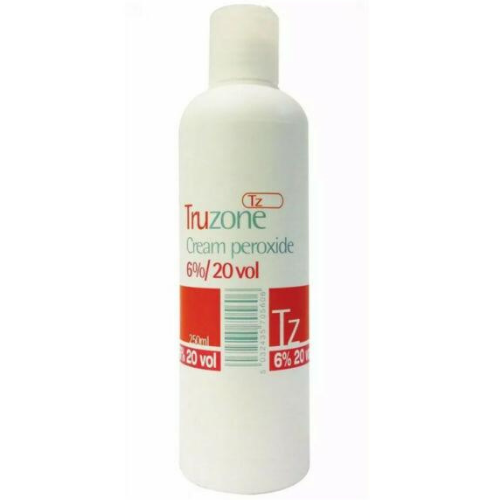 Truzone Cream Peroxide 6% 20 Vol
