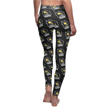 "Load image into Gallery viewer, ""Key to Your Dream Home"" Black Leggings"