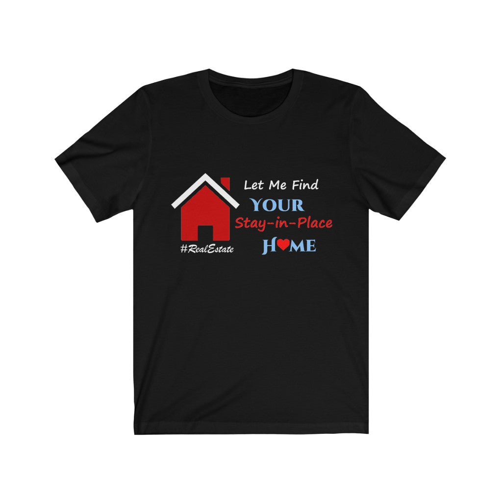 'Stay-in-Place Home' Tee