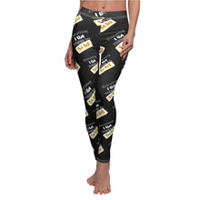 "Load image into Gallery viewer, ""Everything I List Turns to Sold"" Black Leggings"