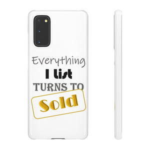 Phone Case for Real Estate Pros