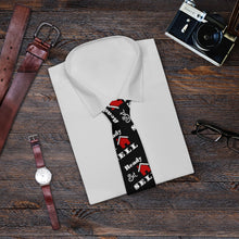"Load image into Gallery viewer, ""Ready, Set, Sell"" Necktie"