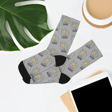 "Load image into Gallery viewer, ""Key to Your Dream Home"" Socks"
