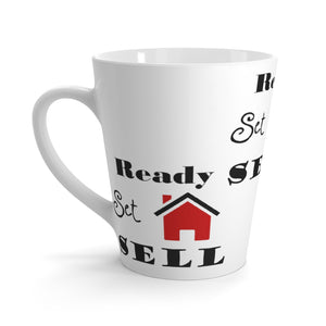 """Ready, Set, Sell"" Mug"