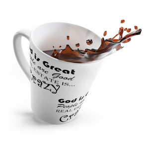"""God is Great"" Mug"