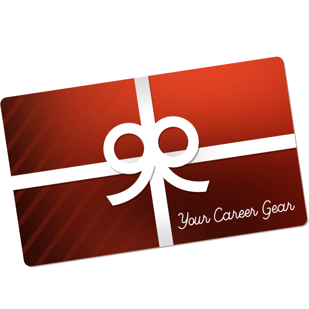 Your Career Gear Gift Card
