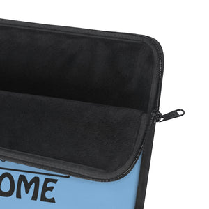 """Key to Your Dream Home"" Laptop Sleeve"