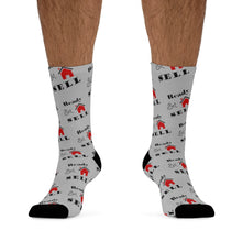 "Load image into Gallery viewer, ""Ready, Set, Sell"" Socks"