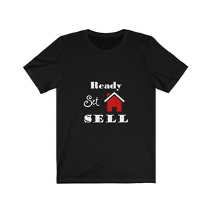 """Ready, Set, Sell"" Tee"