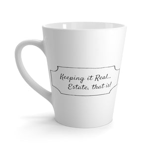 """Keeping it Real"" Mug"