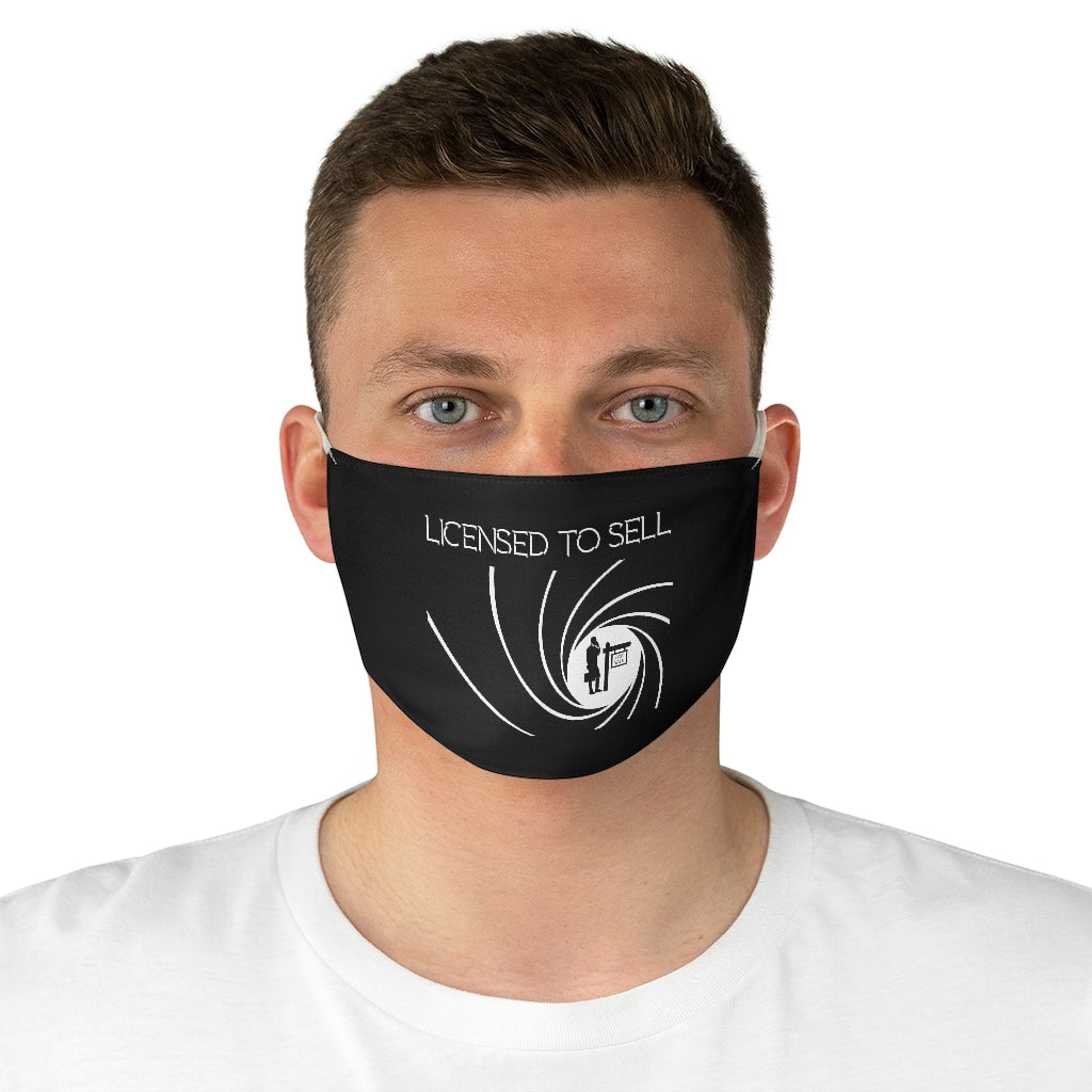Licensed to Sell Face Mask