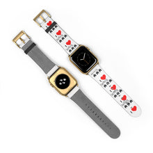 "Load image into Gallery viewer, ""I Love Selling Homes"" Apple Watch Band"