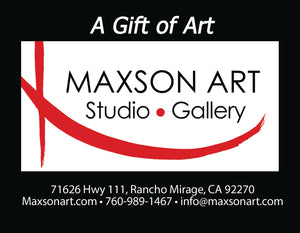 Maxson Art Gift Card