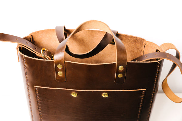 The Briefcase Tote