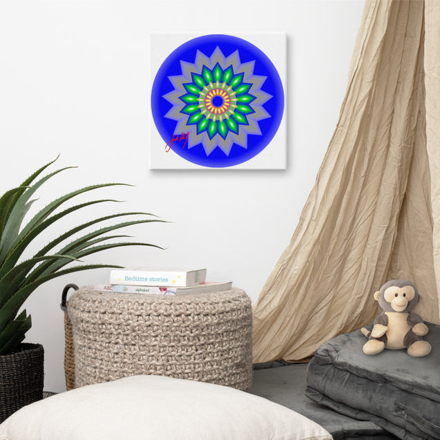 "Mandala Premier Collection - ""35""- Canvas"