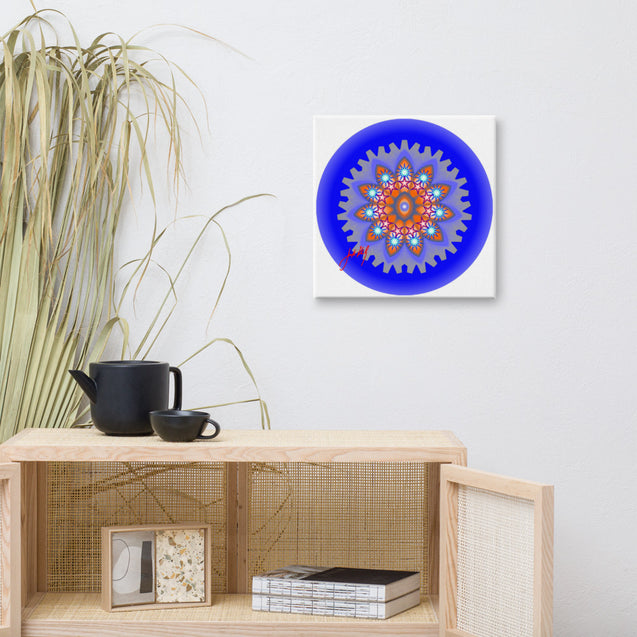 "Mandala Premier Collection - ""40""- Canvas"