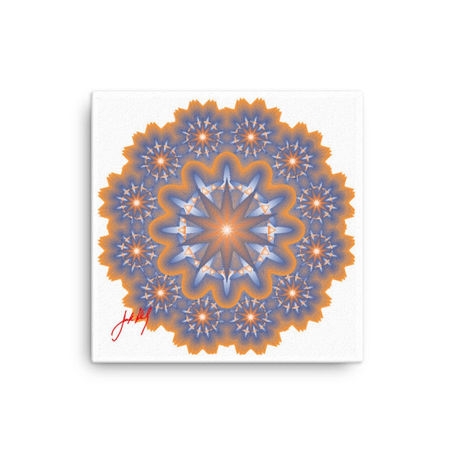 "Mandala Premier Collection - ""5""- Canvas"