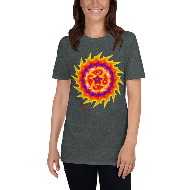 "Mandala Premier Collection- ""42""- Unisex T- Shirt"