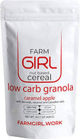 Farm Girl Caramel Apple Granola cereal 420 g