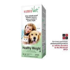 HomeoVet Healthy Weight 30 ml