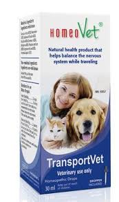 HomeoVet TransportVet 30 ml