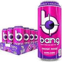 Bang Energy Drink Frose Rose 12 cans per case