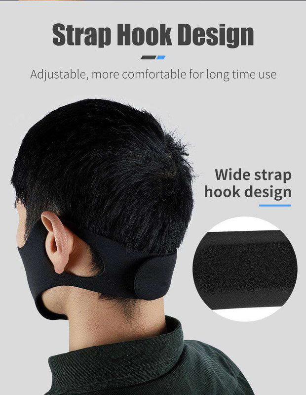 Cationic Space X Sports Mask with Premium Filter