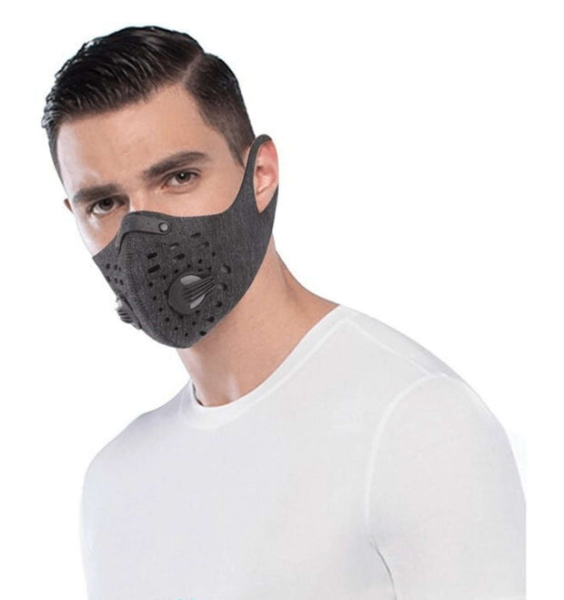 Neoprene PRIMO™ Sports Face Mask with Premium Filter