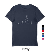 Load image into Gallery viewer, Kids Heartbeat T-Shirt